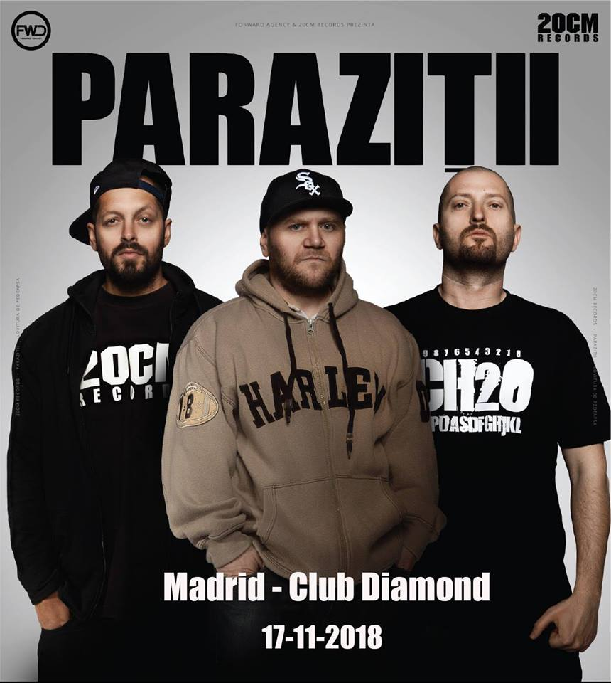 In Focuri Lyrics by Parazitii