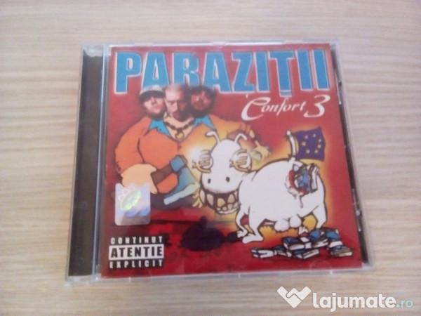 cd original parazitii)