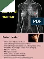 (PPT) Cancerul de sân | Danut Gabrian - asspub.ro