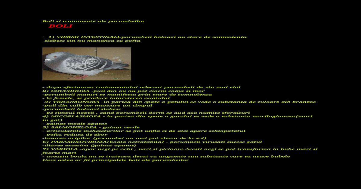 Viermii si parazitii intestinali1.docx