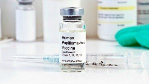 papilloma virus vaccino per uomo)
