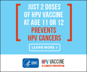 hpv vaccine and cancer prevention)