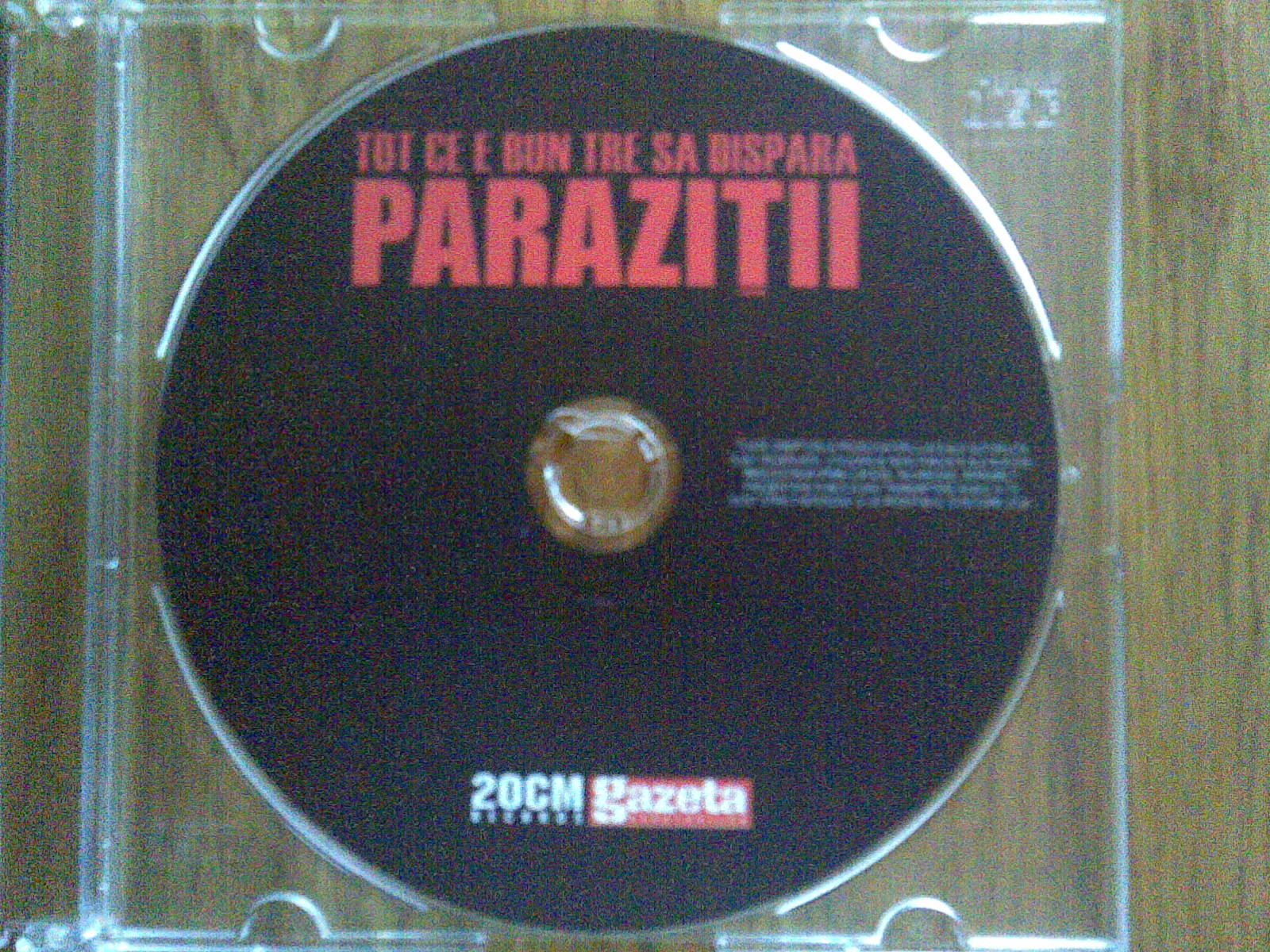 parazitii flac)
