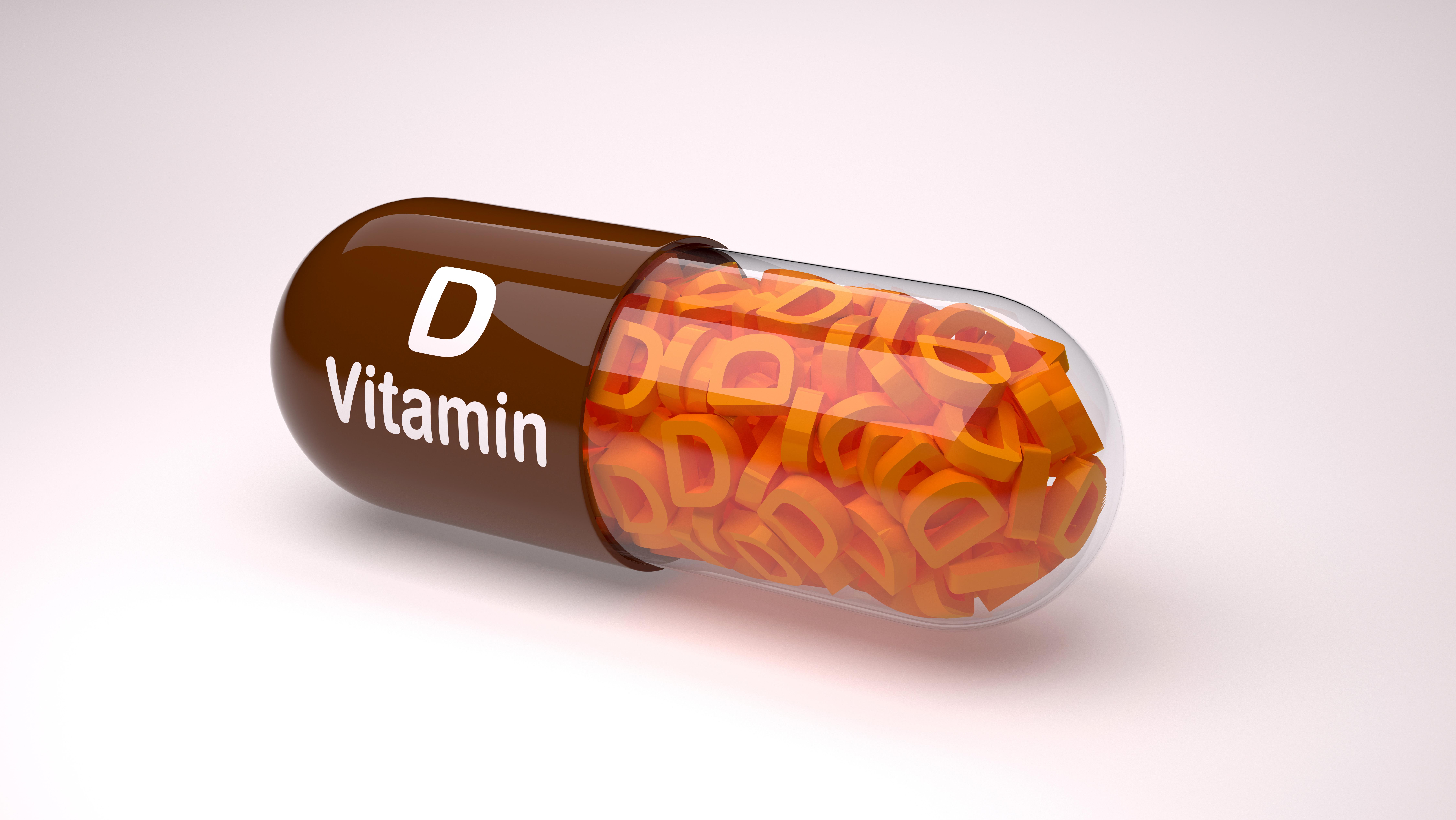 rectal cancer vitamin d