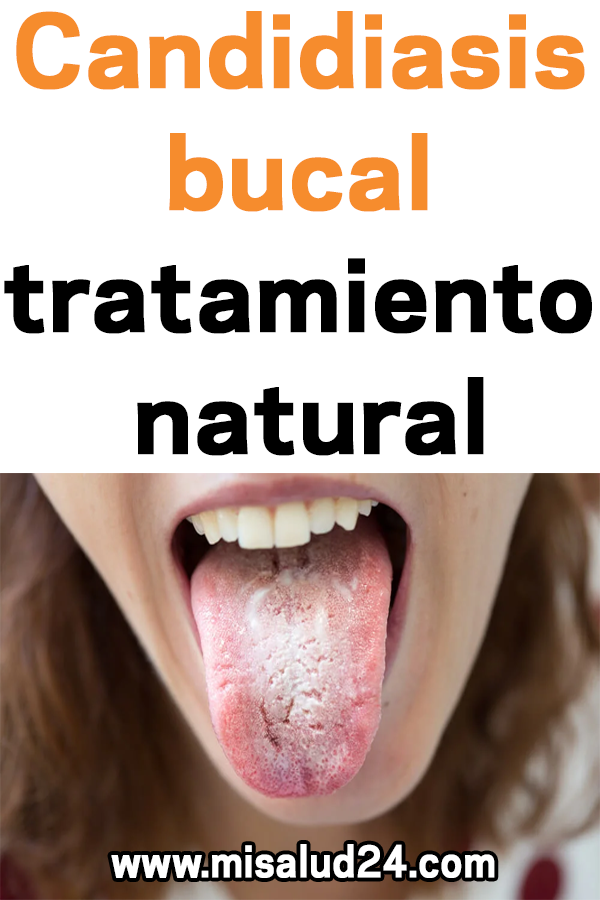 cancer bucal tratamiento natural)