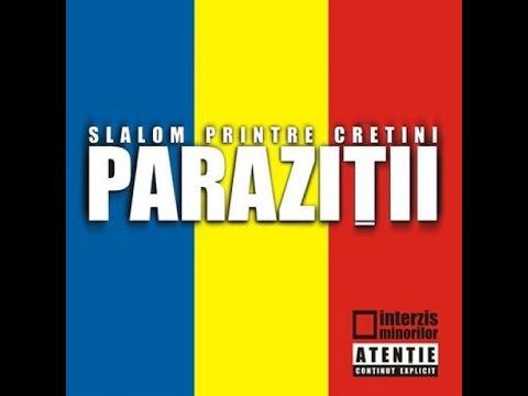 parazitii scandal politie)