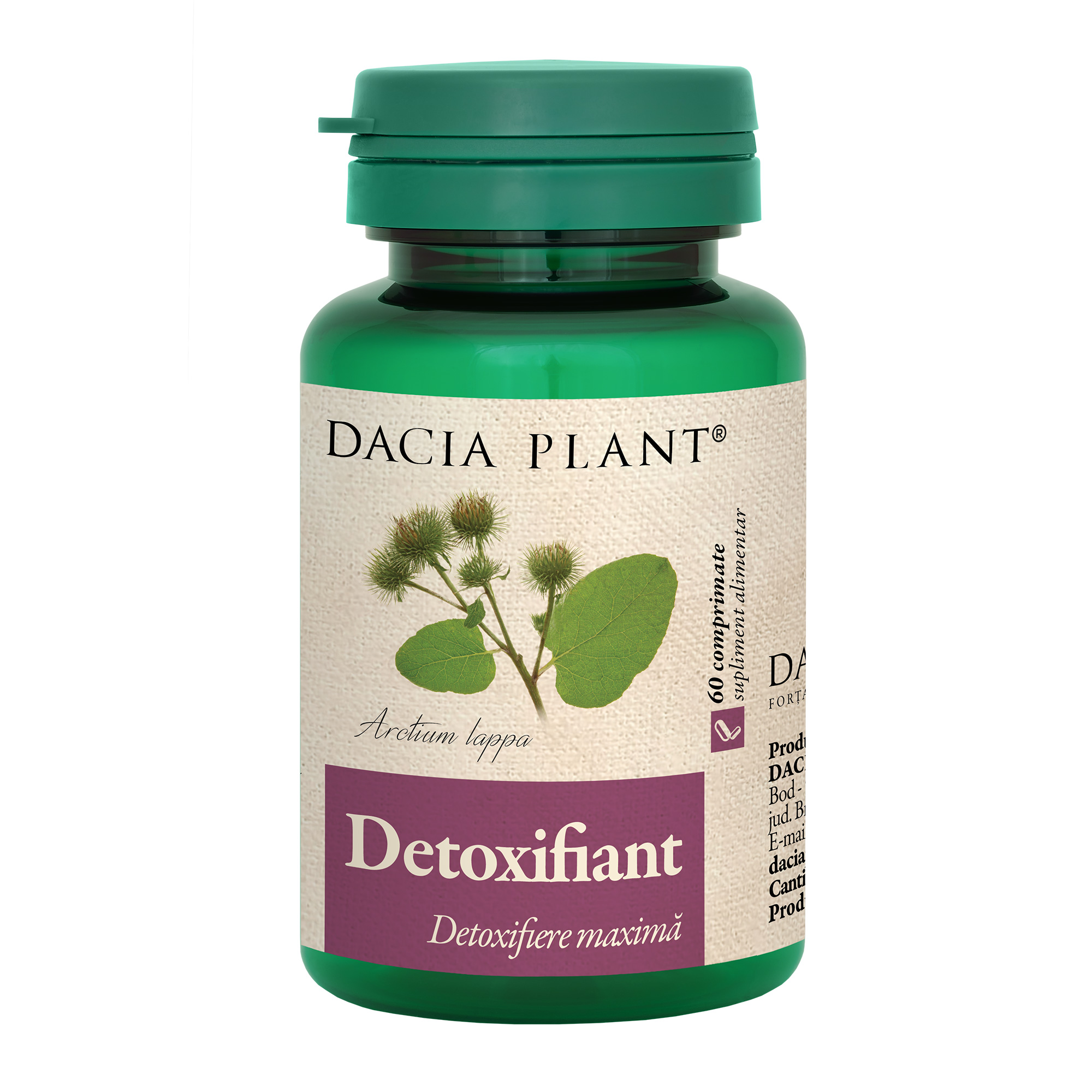 detoxifiere cu pastile)