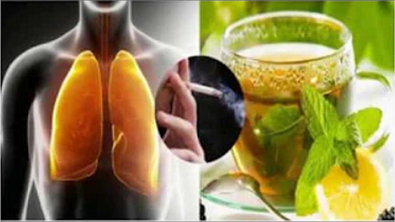 Remedii naturale de curățare a plămânilor pentru fumători