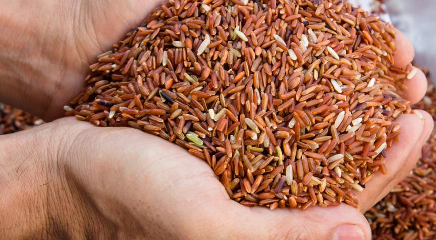 cura detoxifiere cu orez brun