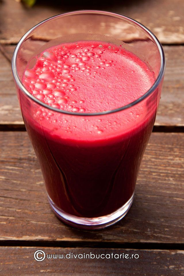 Sfecla rosie- cum trebuie consumata pentru a avea un ficat sanatos
