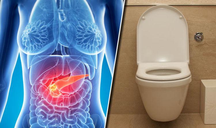 pancreatic cancer urine color)