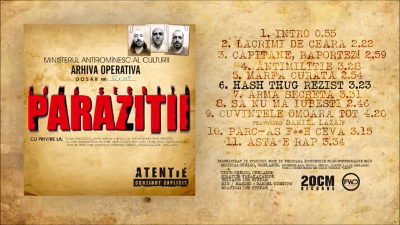 Parazitii-Confort 3 CD original, lei - asspub.ro