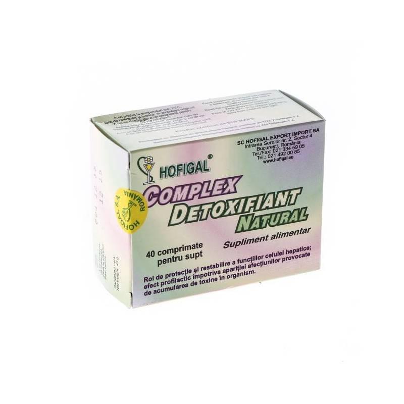 complex detoxifiant natural hofigal pareri que es papilomatosis vph