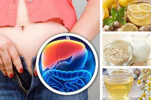 detoxifierea ficatului la copii