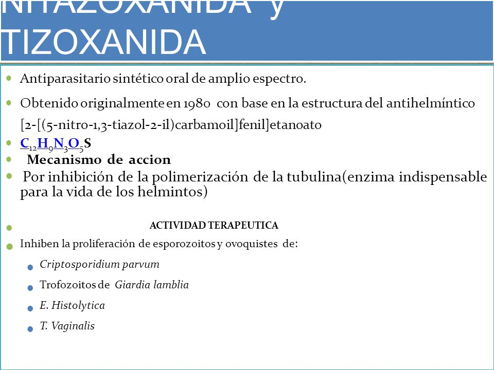 oxiuros nitazoxanida gastric cancer of risk factor