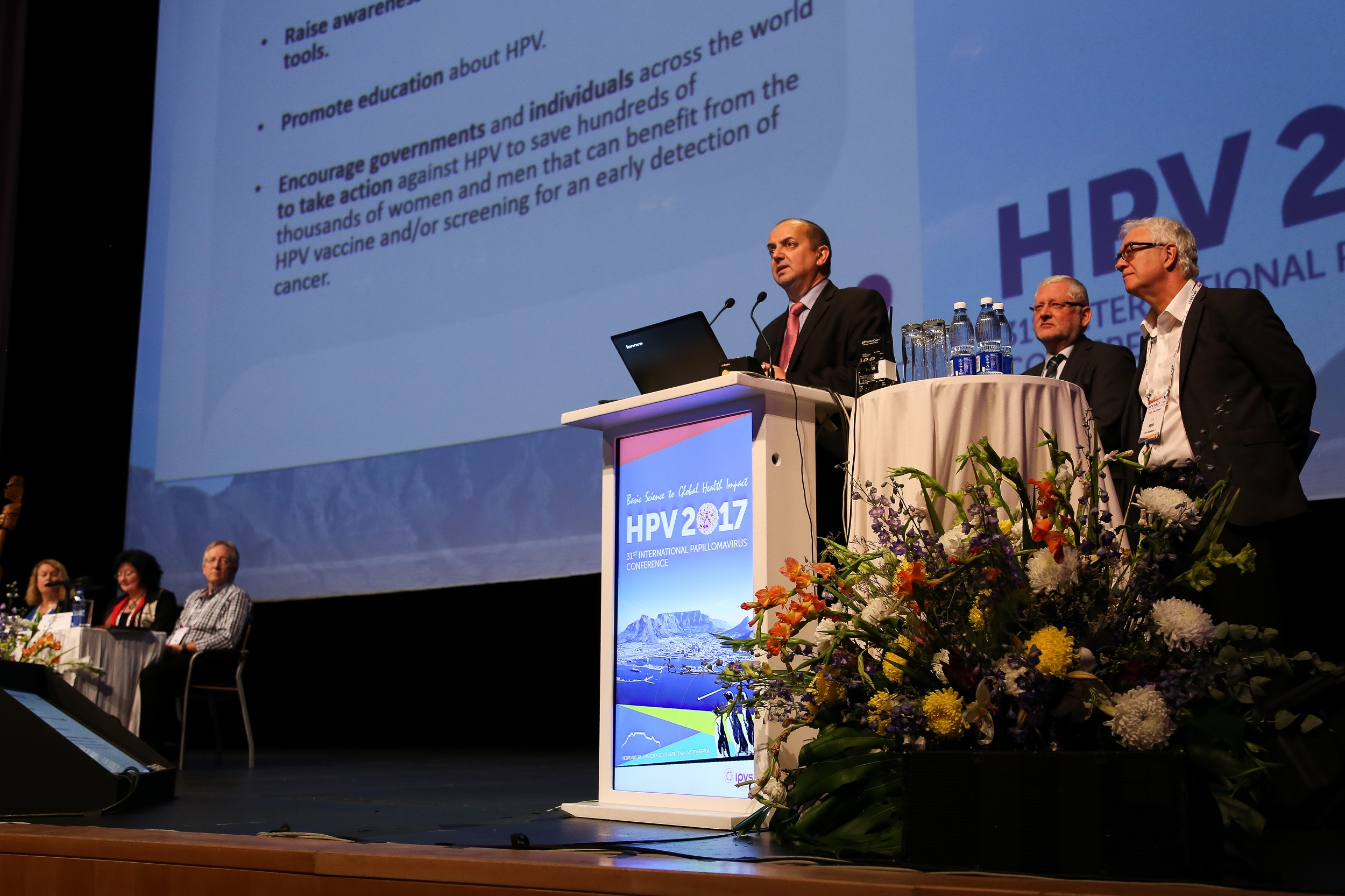 human papillomavirus conference)