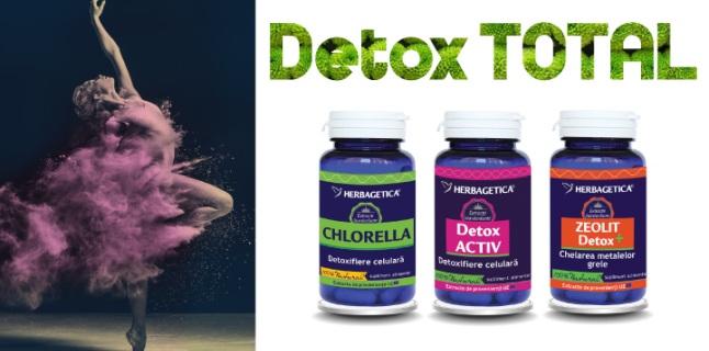produse detoxifiere organism