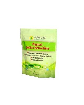 plasturi pentru detoxifiere eden line
