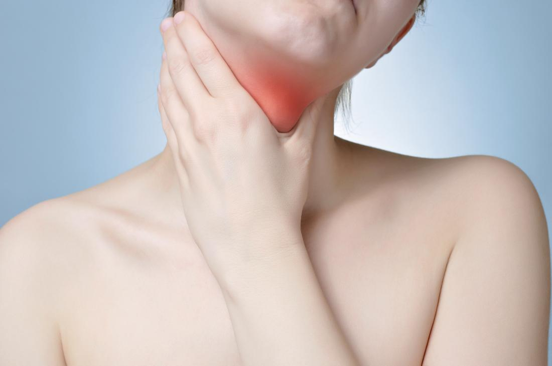 hpv and neck lumps