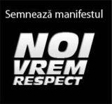 parazitii vrem respect)