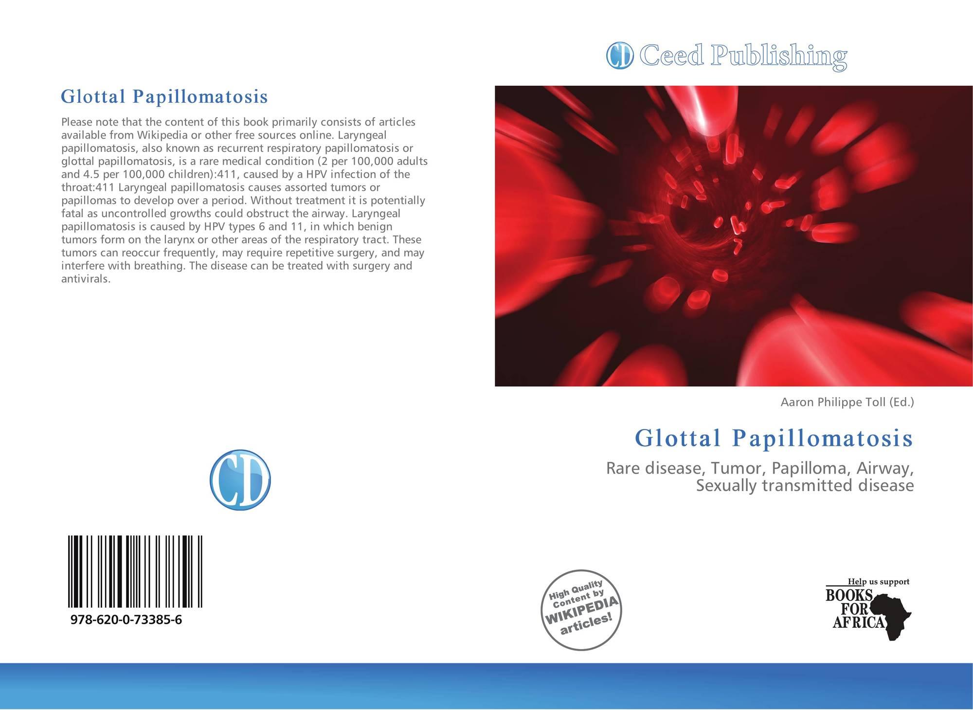 papillomatosis transmitted)