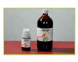 anthelmintic ayurvedic medicines)