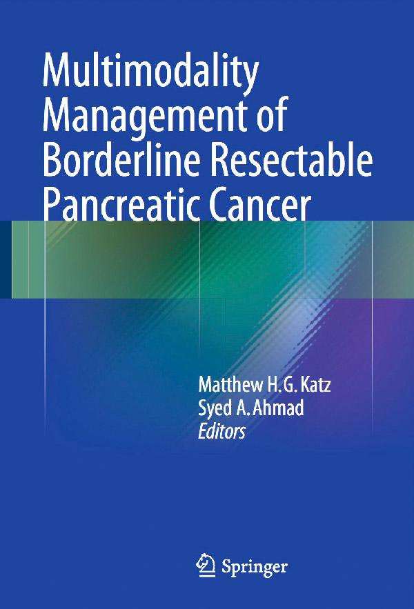 cancer de pancreas borderline)