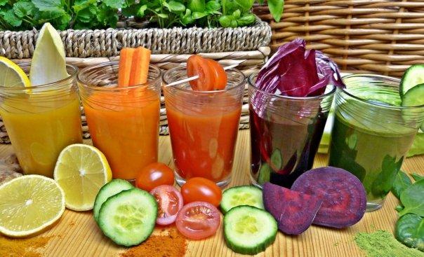 Detoxifierea de primăvară, alimente care curăță organismul — GoVeggie