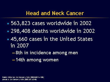 hpv and head and neck cancer ppt)
