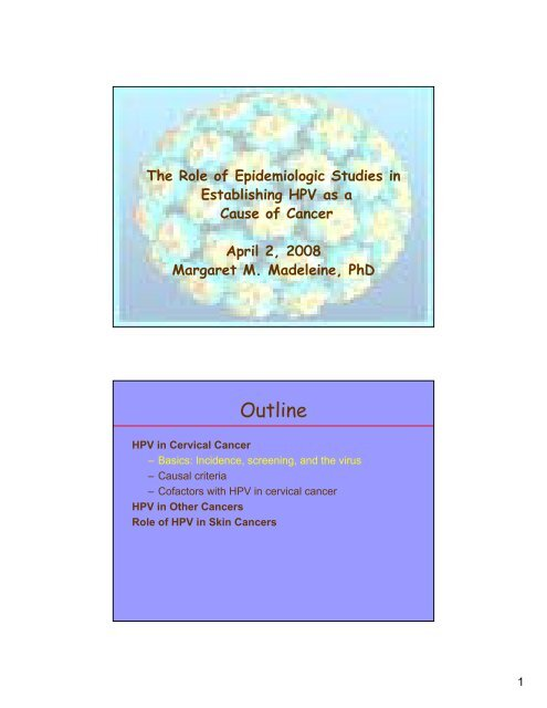 hpv and cofactors for invasive cervical cancer in morocco a multicentre case-control study)