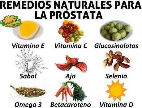 cancer de prostata tratamiento natural