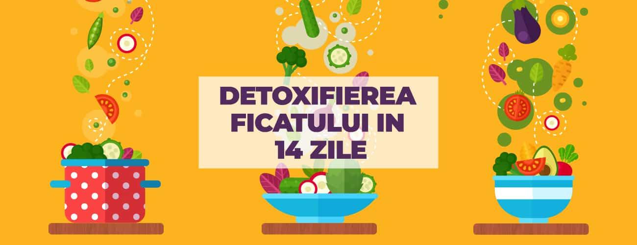 detoxifierea ficatului si slabitul