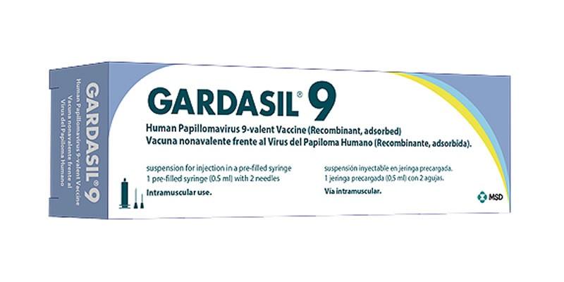 virus del papiloma humano inyeccion