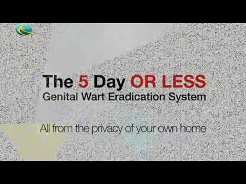 hpv warts treatment home