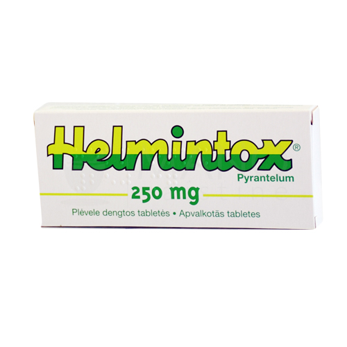 helmintox how to use)