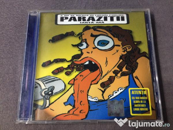 parazitii iarta-ma album