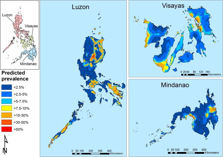 schistosomiasis philippines 2019