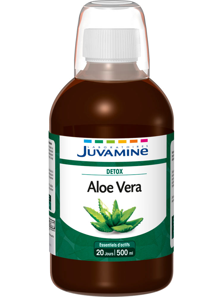 depuratif detoxifiant aloe vera
