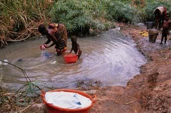 schistosomiasis water)