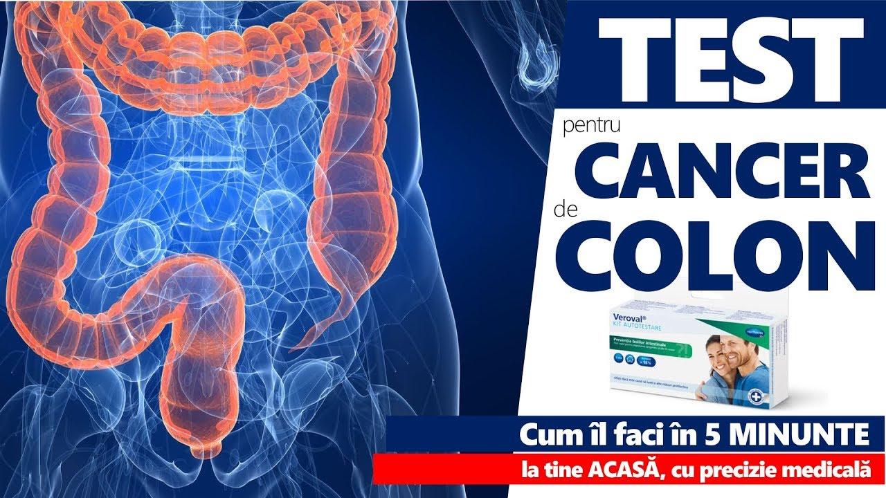 cancer de colon simptome si tratament