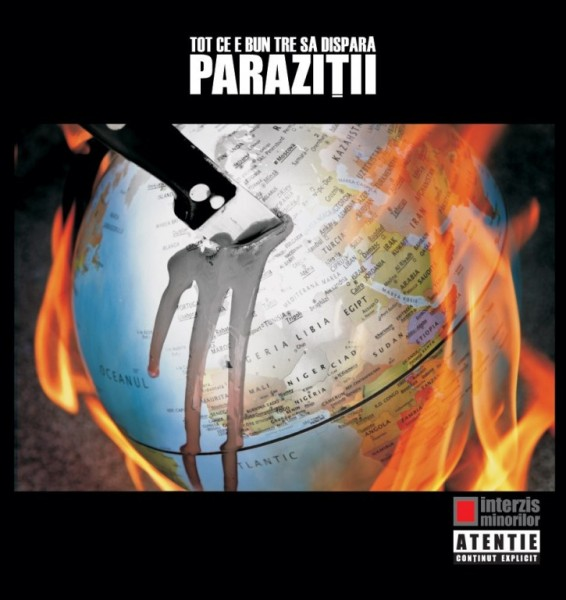 parazitii ultimul album