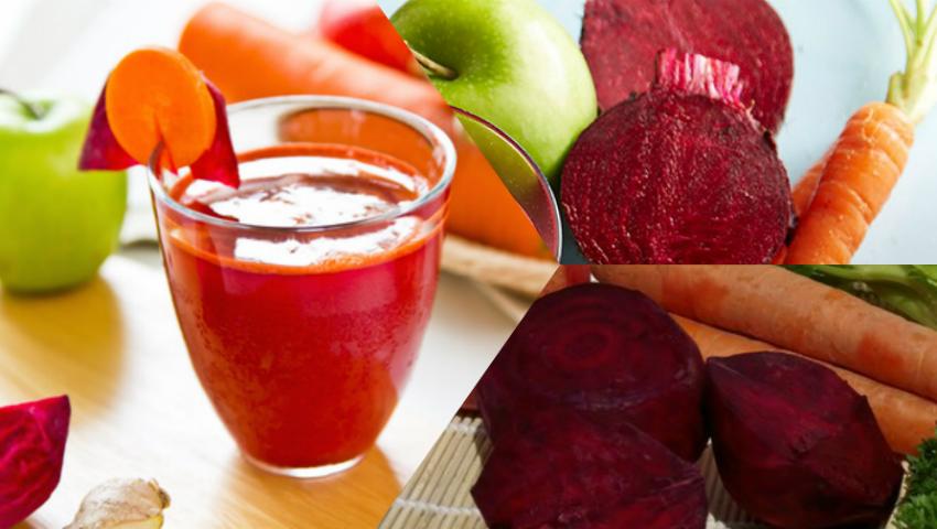 detoxifiere cu suc de morcov