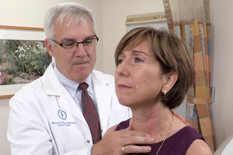 papillary thyroid cancer sloan kettering endometrial cancer johns hopkins