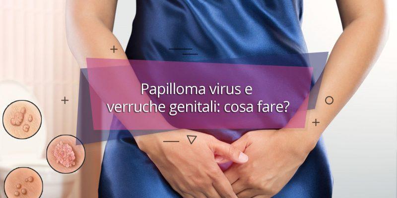trasmissione papilloma virus verruche