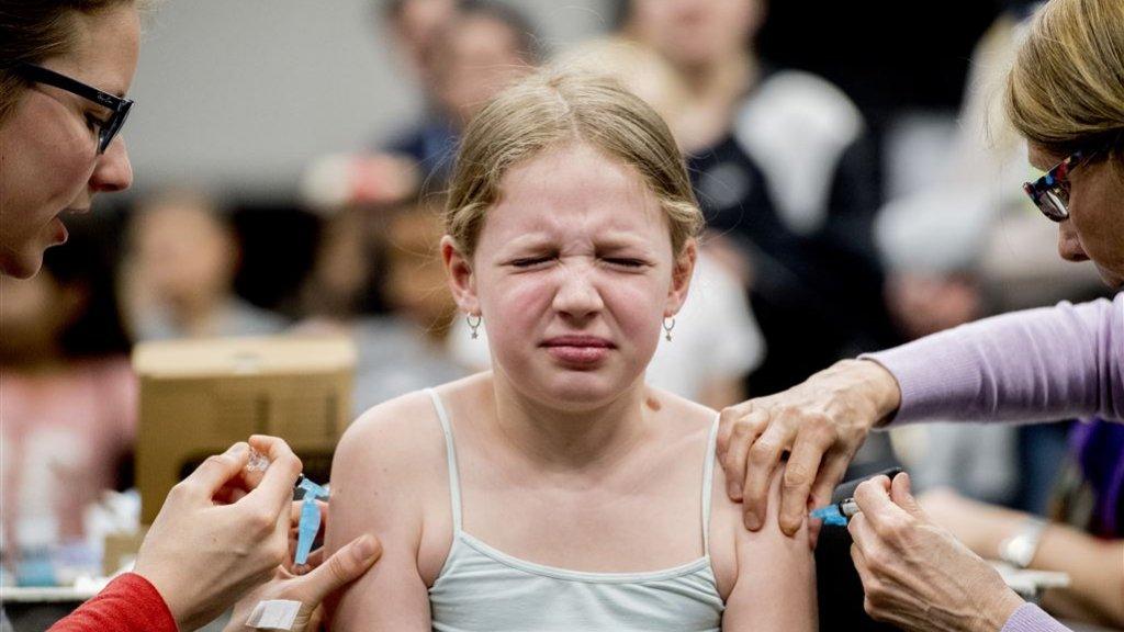 hpv vaccinatie mannen