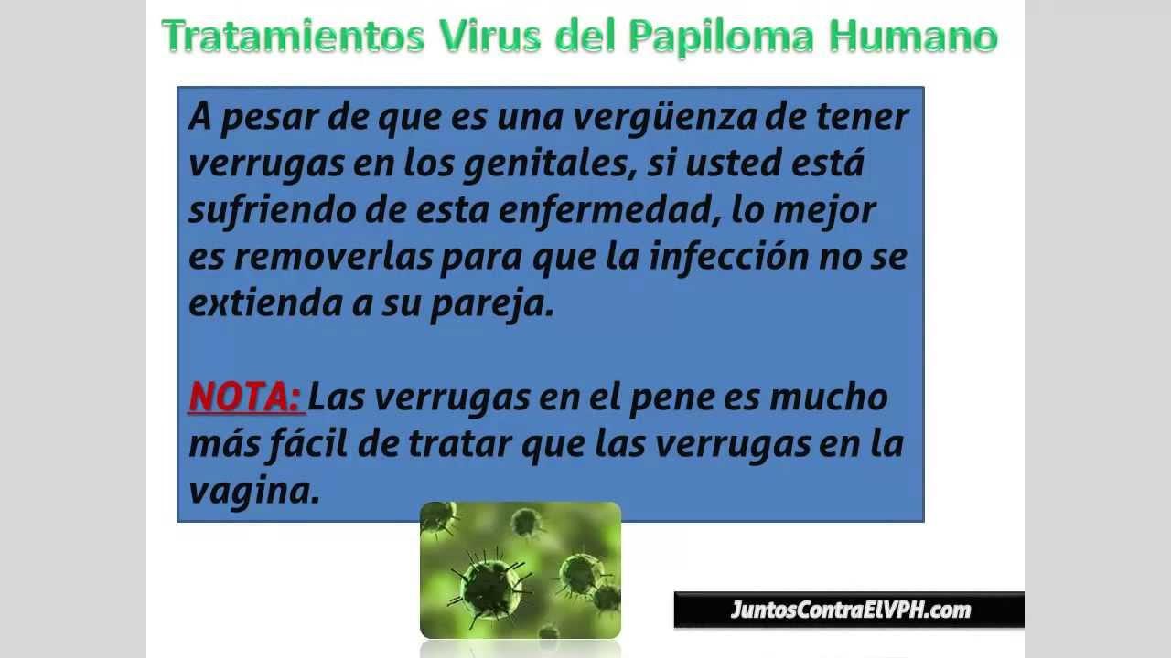 virus papiloma humano tratamiento hombres)
