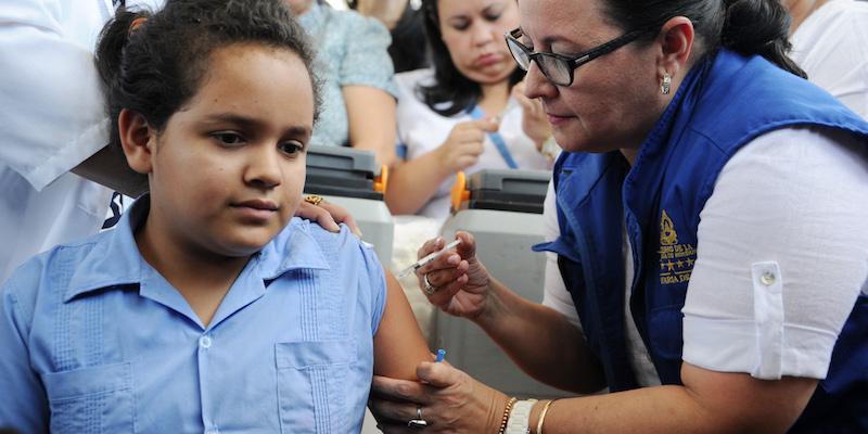papilloma virus vaccino bambini