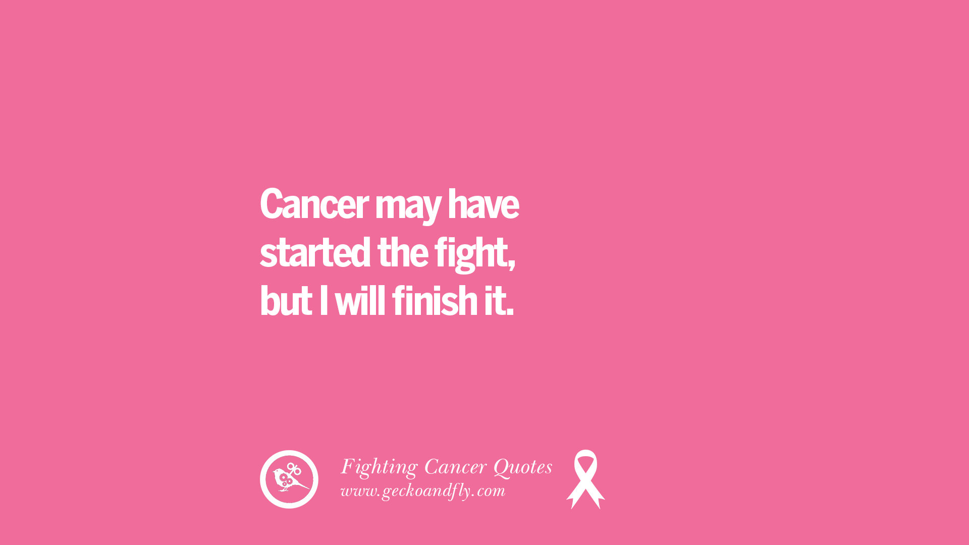 uterine cancer quotes)