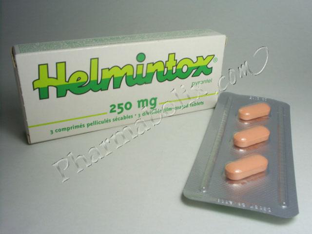 helmintox sachet)