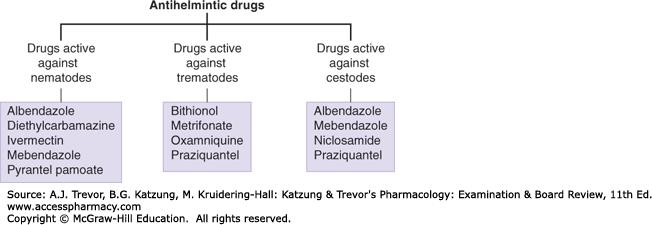 enterobius vermicularis drug of choice)